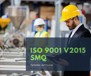 ISO 9001 V 2015